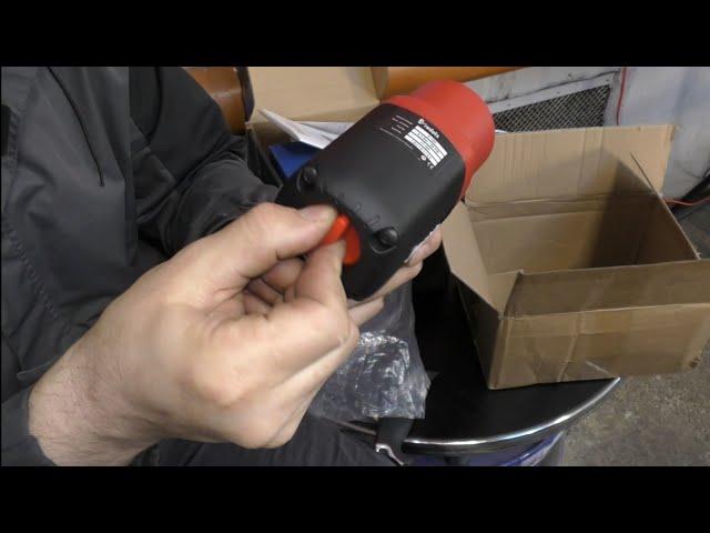 Один из САМЫХ ВАЖНЫХ инструментов для профессионального ремонта Тест БЮДЖЕТНОГО ударного ГАЙКОВЕРТА.
