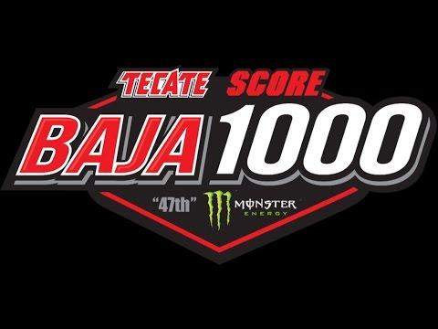 Baja 1000 2014, promo