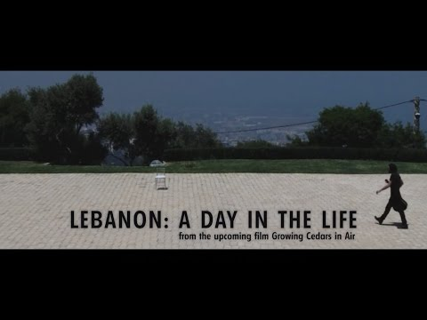 Lebanon: a day in the life