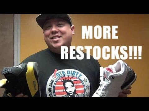 Huge News With Air Jordan Restocks For May! Vlog #26