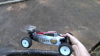 Tekno EB410 First Run Take 2, now with HobbyWing ESC - Netcruzer RC