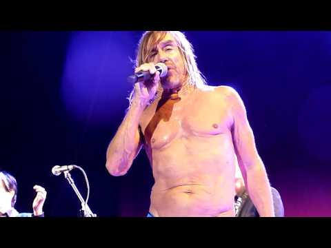 Iggy  Pop -- THE PASSENGER --HMH - Amsterdam --10 may 2015