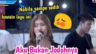 Download lagu AKU BUKAN JODOHNYA - TRI SUAKA (LIRIK) TRISNA LIVE NGAMEN DI MENOEWA KOPI