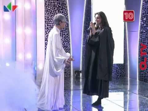 """Ilja su Vita atlieka sakralines dainas, """"duetuose"""" dainuoja Sasha Song (12 laida)"""