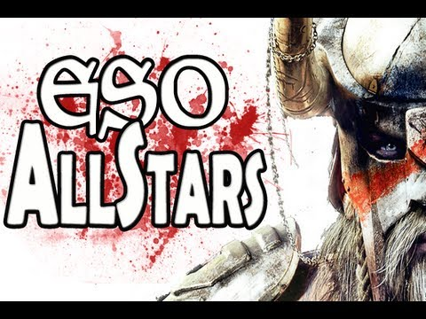 Elder Scrolls AllStars - What'll make ESO the next BIG MMO ? #1