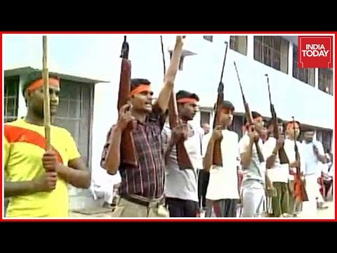 Political Heat Raises Over Bajrang Dal Training Camps