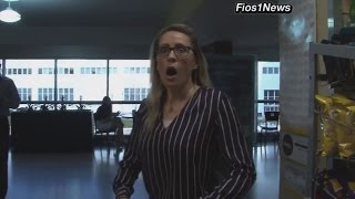 See Woman's Reaction As She Learns She Won $2 Million Lottery Jackpot