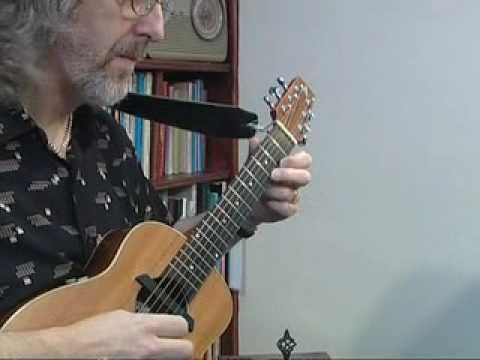 Gordon Giltrap plays Mrs Singer's Waltz