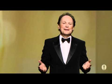 2012, Billy Crystal is listed (or ranked) 10 on the list The Best Oscar Openings of All Time