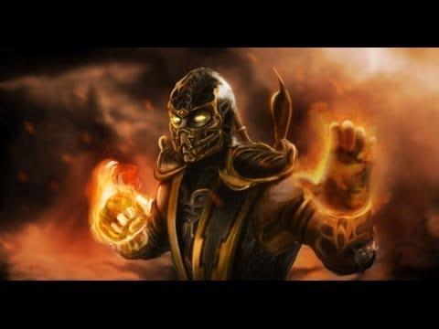 CCC  Mortal Kombat X   Announce Trailer