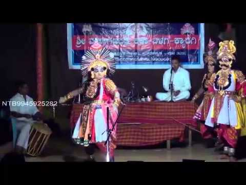 Yakshagana Video Ntb Sri Kanni Ganapatibhat  Badagunrupala video