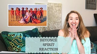 Vocal coach Reacts to Beyoncé -Spirit from Disney's the Lion King