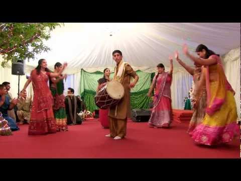 AnJay Dance Academy -- Performance No. 1 -- Medley from Mujhse Dosti Karoge