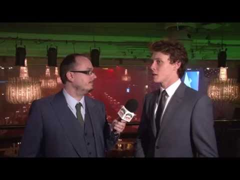 Jameson Empire Awards 2014 Live Stream: George MacKay
