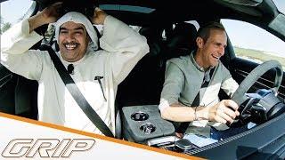 Malmedie gibt Vollgas in Bahrain! I Porsche Panamera GTS Sport Turismo I GRIP