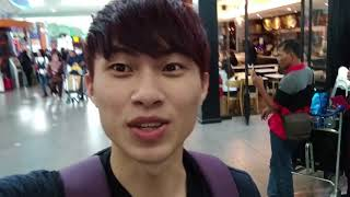 #Vlog - Going Back For Chinese New Year