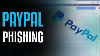Paypal phishing email - manipularea identitatii