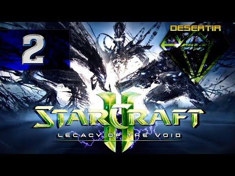 StarCraft 2: Legacy of the Void | Миссия 2 - Надвигающаяся Тьма