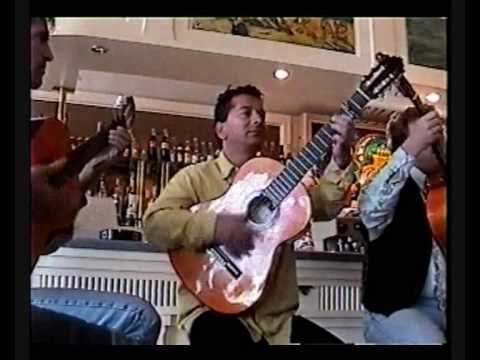 Manita Fernando de Plata y las guitarras Les vagues 2002 2