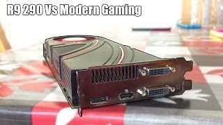 All Repaired and Ready To Play! - AMD R9 290 Vs Modern Gaming