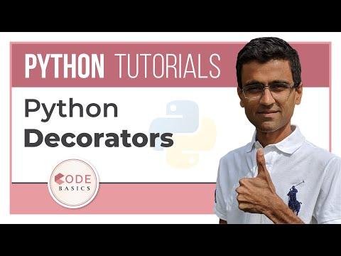 Python Decorators Tutorial