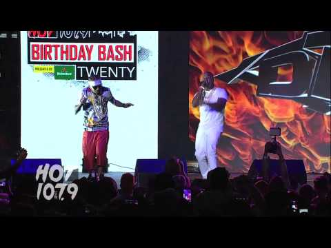 LUDACRIS ON STAGE BIRTHDAY BASH 20