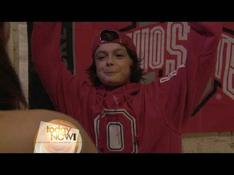 13-year-old Drinking Prodigy Accepted To Ohio State video