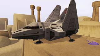 Star Wars Role Play Sim