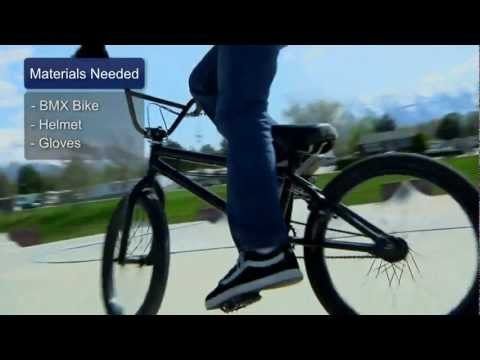 How to Bunny Hop on a BMX Bike