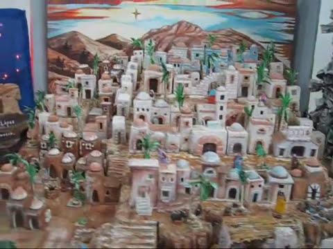 ''Concurso Regional de Nacimientos'' en el Museo de la Cultura de Valencia Venezuela
