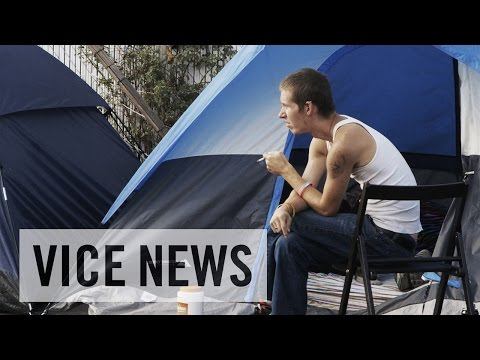 What Happens When Cities Make Homelessness a Crime: Hiding The Homeless