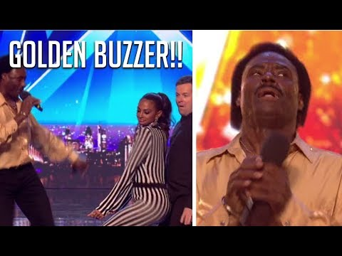 Donchez: WINS GOLDEN BUZZER With Original 'Wiggle Wine' Song! | Britain's Got Talent 2018