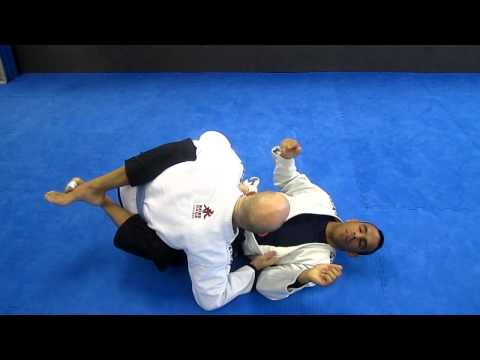 bjj closed guard sweep Image 1