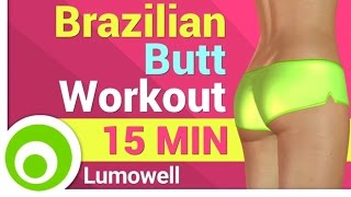 Perfect Butt Workout - Brazilian Butt Lift Challenge