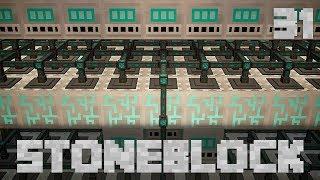 StoneBlock Modpack Supporter Server Ep. 31 Super Speed Neutron Collector