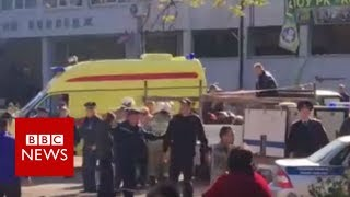 Kerch blast: Crimea college