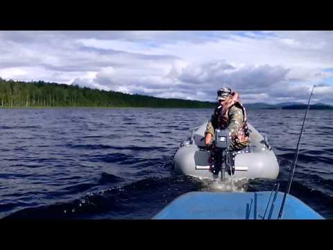 лодка ямаха под мотором ямаха 2