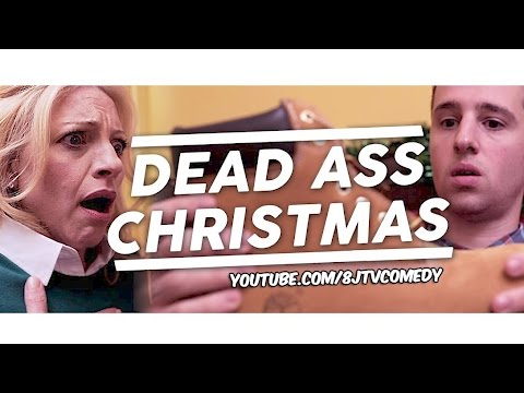DEAD ASS CHRISTMAS (MOVIE TRAILER) (8JTV)