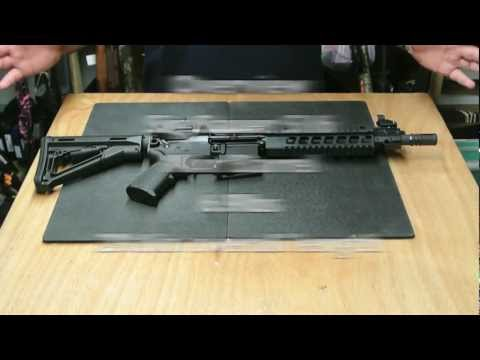 Sig 516 CQB Short Barreled Rifle Review/ Modern Pawn and Guns