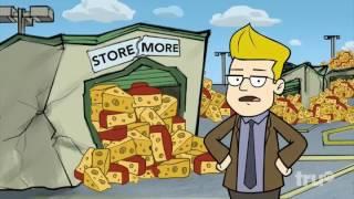 Adam  ever wonder why cheese is everywhere?