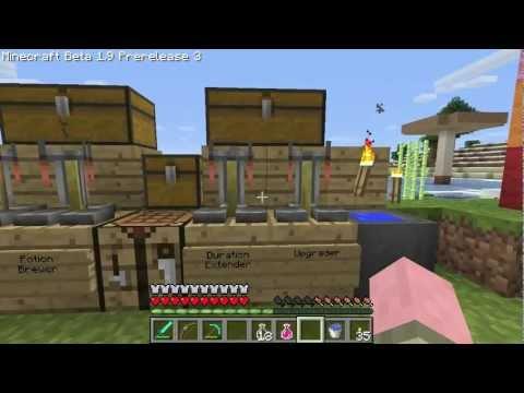 minecraft nausea potion how to make