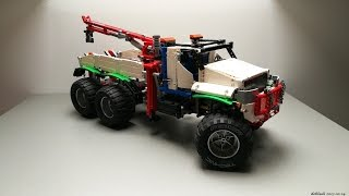 Lego Technic 42070 replica II  by dokludi