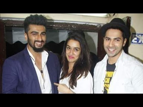 ABCD 2 Premiere | Varun Dhawan, Shraddha Kapoor, Arjun Kapoor