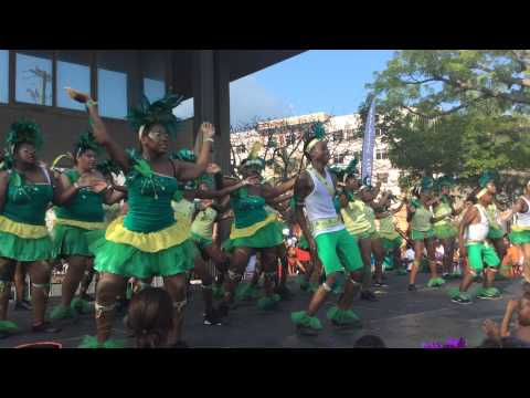 John Gray high school 2015 batabano Cayman Island