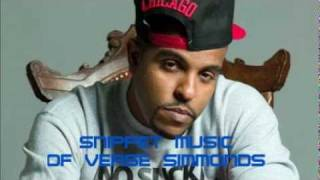 Watch Verse Simmonds Turn My Music Up video