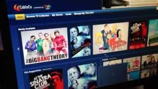 TiVo TV Everywhere Video Portal