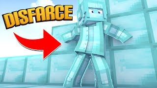 Minecraft: DISFARCE DE DIAMANTE - (Esconde-Esconde)