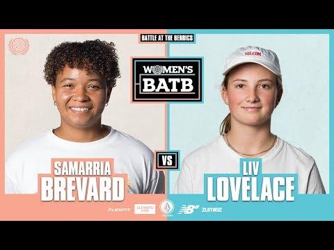 WBATB | Samarria Brevard vs. Liv Lovelace - Round 1