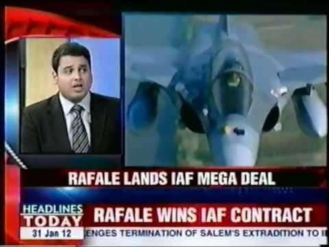 Rafale Fighters for Indian Air Force
