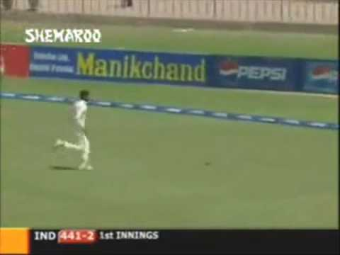 Sachin Tendulkar - Greatest Moments part 1